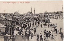 Turkey Constantinople .types - Turchia
