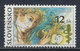 °°° SLOVENSKO - Y&T N°343 - 2001 °°° - Slovakia
