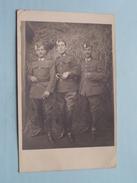 Soldaten / Soldats / Soldiers - Anno 19?? ( Foto ? - Zie Foto's ) - Guerre, Militaire