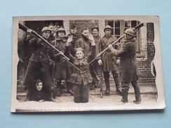 Soldaten / Soldats / Soldiers - Anno 19?? ( Foto ? - Zie Foto's ) - Guerra, Militari