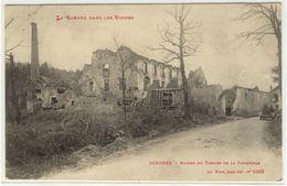 SENONES  -  GUERRE 14/18  -  Les Ruines Du Tissage De La Poterosse  -  Ed. Weick, N° 12232 - Senones