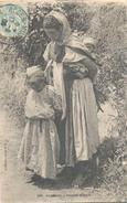 Algerie, Famile Kabyle - Vrouwen