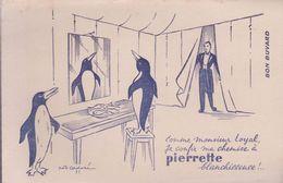 """BUVARD """"PIERRETTE"""" - Textile & Vestimentaire"""