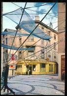 VALENCE Le Café Restaurant De La BASTILLE En 1985 Carte N°173 édition Cim - Valence