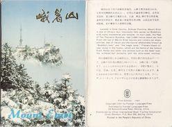 China Set Of 10 Postcards. - Chine