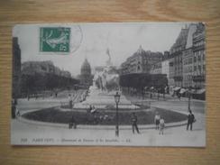 Monument De Pasteur Et Les Invalides 1906 - District 15