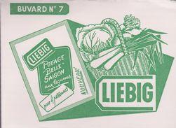 "BUVARD ""LIEBIG"" N° 7 - Potages & Sauces"
