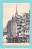 Old/Antique? Postcard Of Deichstrassenliet,Hamburg, Germany,Q35. - Germany