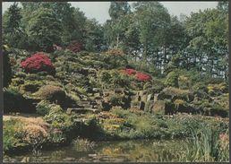 The Rock Garden, RHS Gardens, Wisley, Surrey, C.1980 - Jarrold Postcard - Surrey