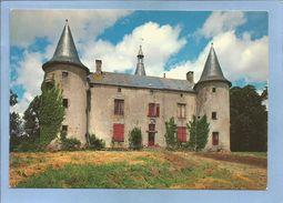 Le Poiré-sur-Vie (85) Château De La Métairie 2 Scans Au Début Du XVIIe S. Immense Parc Aux Essences Rares - Poiré-sur-Vie