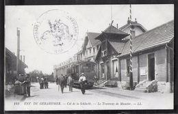 CPA 88 - Col De La Schlucht, Le Tramway De Munster - LL - Altri Comuni
