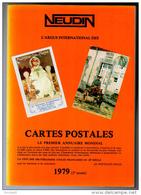 Neudin Catalogue 1979  Peu Lu état Superbe - Libri