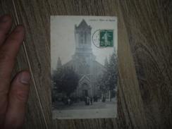 Lagnieu Place De L'église  Sortie De Messe - Autres Communes