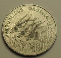 1972 - Gabon - 100 FRANCS - KM 12 - Gabón