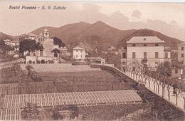 SESTRI PONENTE - S. G. BATTISTA   AUTENTICA 100% - Genova (Genoa)