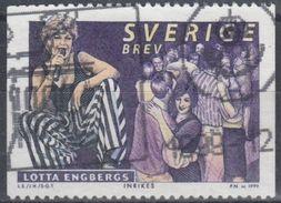 SUECIA 1999 Nº 2127  USADO - Sweden