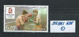 MOLDAWIEN  MICHEL 635 Rundgestempelt Siehe Scan - Moldawien (Moldau)