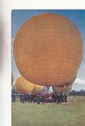 Gordon-Bennett-Wettfliegen - Englischer Ballon Beim Start       (P-101-60725) - Montgolfières