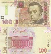 Ukraina New 100 Gryven 2014 UNC - Oekraïne