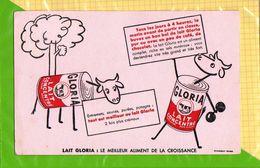 BUVARD : Lait GLORIA Aliment De La Croissance - Dairy