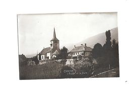 CARTE DE CONCISE EN SUISSE... - Switzerland