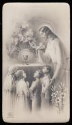 Gesù - Ricordo Prima Comunione - Ronchi 1937 - Santini