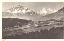 POSTAL   - IGLS  -AUSTRIA  - VISTA PARCIAL  ( VUE PARTIELLE - PARTIAL VIEW ) - Igls
