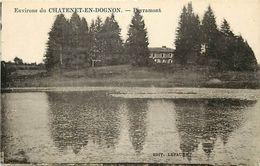 - Dpts Div.-ref-WW165- Haute Vienne - Payramont - Environs Du Chatenet En Dognon - Carte Bon Etat - - France