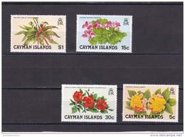 Caiman Nº 455 Al 458 - Caimán (Islas)