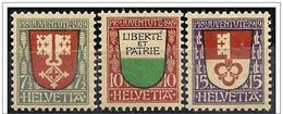 Svizzera/Suisse/Switzerland: Stemmi Dei Cantoni, Armoiries Des Cantons, Coats Of Arms Of The Cantons - Francobolli