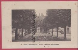 25 - MONTBELIARD---Place Denfert Rochereau - Montbéliard