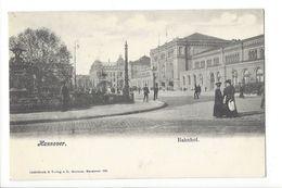 18484 - Hannover Bahnhof - Hannover