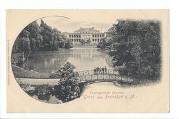 18486 - Gruss Aus Frankfurt Zoologischer Garten - Frankfurt A. Main
