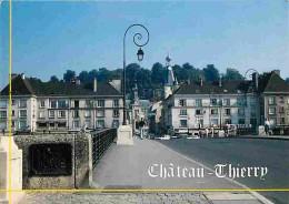 02 - Château Thierry - Pont Aspirant Du Rouget - Monoprix - Voir Scans Recto-Verso - Chateau Thierry