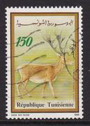 Tunesien 1990 Mi-Nr. 1219 Tierwelt Gestempelt, Siehe Scan - Tunesien (1956-...)