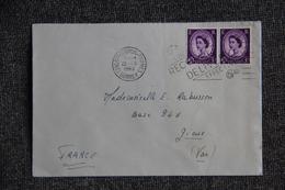 Lettre De GRANDE BRETAGNE ( SURREY ) Vers FRANCE - 1952-.... (Elizabeth II)