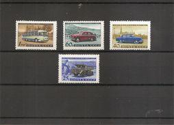 Russie ( 2337 / 2340 XXX -MNH) - Unused Stamps