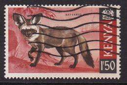 Kenia 1969 Mi-Nr. 35 Wilde Tiere Gestempelt, Siehe Scan - Kenia (1963-...)