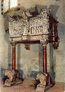 Italie - Toscane - Pistoia - Eglise Saint Jean - Chaire De Frà Guglielmo Da Pisa (1270) - Foted Cartovendita - 3487 - Arezzo
