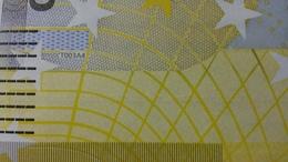 EURO BELGIUM 200 Z T003 UNC DRAGHI - EURO