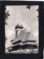 "74445    Ucraina,   Paraskeva""s  Church,  XVII C. Transcarpathian Region,  Khust District,  Vil. Olexandrivka,  NV - Ukraine"