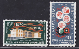 CAMEROUN N°  379 & 380 ** MNH Neufs Sans Charnière, TB (D2648) - Cameroon (1960-...)