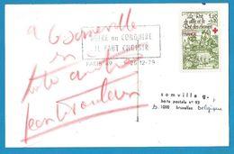 (A813) - Signature / Dédicace / Autographe Original - Jean LE POULAIN - Acteur, Metteur En Scène - Autographes