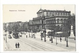 18492 - Hannover Hoftheater Tram - Hannover