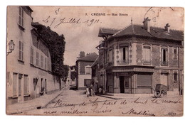 D84 - Crosnes - N° 5 - Rue Simon - E.L.D. - Crosnes (Crosne)