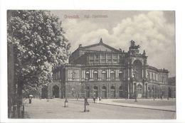 18494 - Dresden Kgl Opernhaus - Dresden