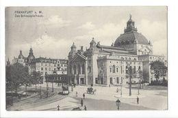 18496 - Frankfurt Das Schauspielhaus - Frankfurt A. Main