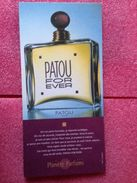 FOR EVER   PATOU - Modern (from 1961)