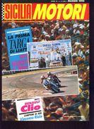 X SICILIA MOTORI 5/1990 TARGA FLORIO APT PERGUSA GIRO DI SICILIA RALLY MADONIE Liatti Riolo - Motori