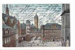 18500 - Frankfurt  Rathaus - Frankfurt A. Main